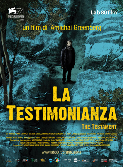 Locandina italiana La Testimonianza
