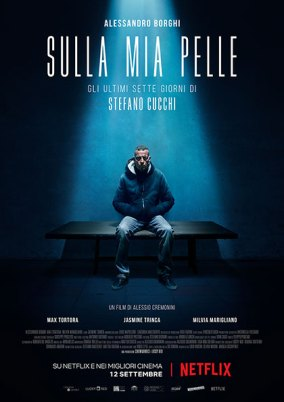 "Locandina Film ""Sulla mia pelle"""