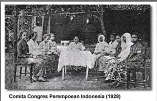 Kongres Perempuan Indonesia I (22-25 Desember 1928)