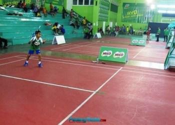 Milo School Competition di Semen Padang, Indarung. (ist)