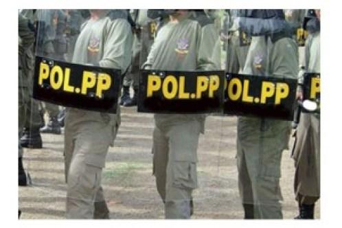 satpol pp
