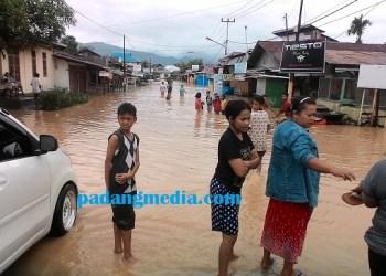 Banjir Kota Padang