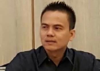 Anggota DPRD Kota Padang, Delma Putra. (baim)