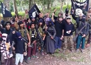 Kelompok Abu Sayyaf. (net)