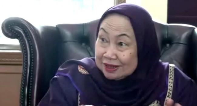 Prof. Hj. Tutty Alawiyah. A. S, mantan Menteri Negara Pemberdayaan Perempuan. (republika)