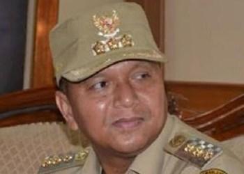 Walikota Sawahlunto, Ali Yusuf. (tumpak)