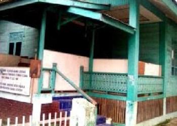 Rumah Bagindo Aziz Chan di Alang Laweh, Padang. (ist)