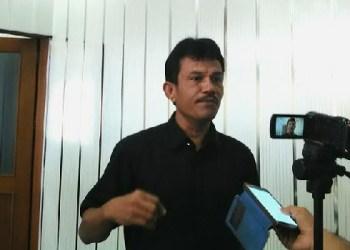 Ketua Komisi III DPRD Padang, Helmi Moesim. (baim)