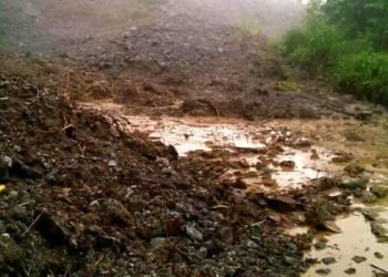 Kawasan Malalak, Kab.Agam, salah satu daerah yang rawan longsor. (dok.fajar)