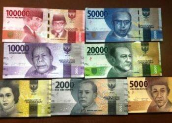 Uang Rupiah Kertas Desain Baru (BI)