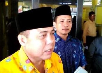 Wakil Ketua DPRD Kota Padang, Wahyu Iramana Putra. (baim)