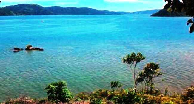 Kawasan Wisata Mandeh, salah satu objek wisata di Sumbar, Indonesia. (febry)