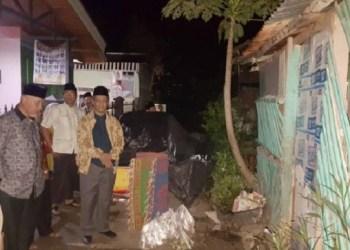 Tim Singgah Sahur di Kampung Olo, Kec. Nanggalo, Kota Padang. (der)