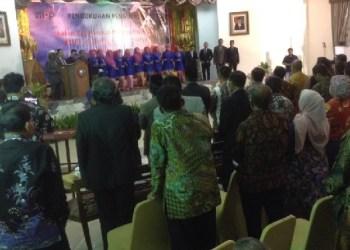 Pengukuhan Pengurus IMPP Jakarta periode 2017-2022. (ist)