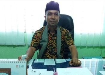 Kabag TU RSUD Lubuk Basung, Agam, H. Aditia Warmansyah. (fajar)