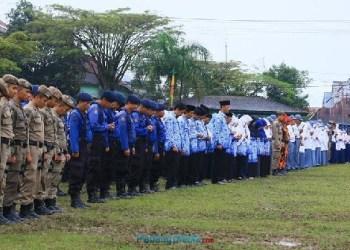 Peringatan Hari Kesaktian Pancasila di Kota Padangpanjang. (foto: humas)