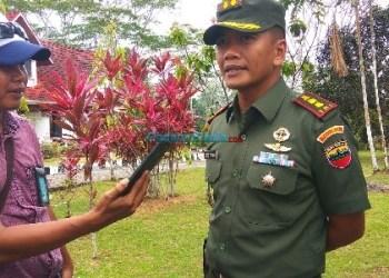 Dandim 0319 Mentawai, Letkol.Czi. Didid Kusnadi  (ers)