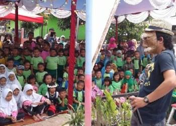 Festival Mendongeng 24 di Kota Padangpanjang. (foto: humas)