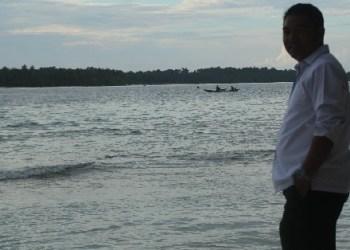 Wakil Ketua DPRD Kab.Kepulauan Mentawai, Nikanor Saguruk dari Partai Nasdem. (ers)