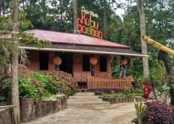 Wisata Kubu Gadang. (de)