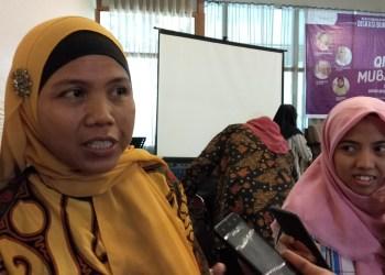 Dosen Pasca Sarjana Perguruan Tinggi Ilmu Al Quran Jakarta, Nur Rofiah Bil Uzm (foto: Pebri Anita Sari)