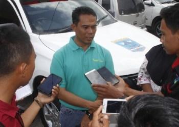 Kepala Dinas Kesesehatan Kab.Mentawai, Lahmuddin Siregar. (ers)