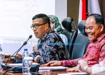 Pimpinan Panitia Perancang Undang - Undang (PPUU) DPD RI. (ist)