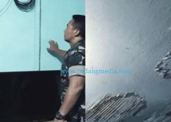 KSAD Jend TNI Andhika P Kunjungi Rumdin Prajurit di Brigif Komodo, Kupang, NTT. (ist)