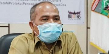 Kepala Dinas Kesehatam Kabupaten Solok Selatan Novirman. (Humasprokab Solsel)