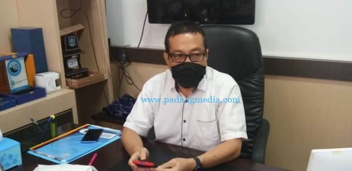 Kadiskominfo Sumbar Jasman Rizal selaku Jubir GTPP Covid-19 Provinsi. (ist)