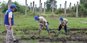 BNPB ajak warga Riau mengolah lahan gambut tanpa membakar. (BNPB)