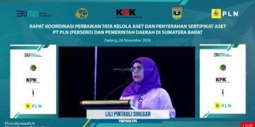 Wakil Ketua KPK Lili