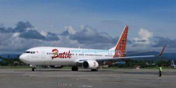 Pesawat Batik Air. (Batikair.com)