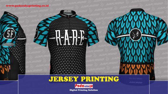 Kegunaan Jersey dengan Printing dan Jenis Bahan Yang Digunakan