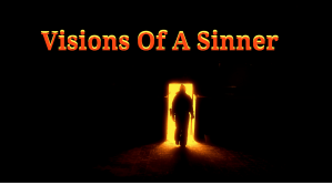 Visions Of A Sinner - Poem Image