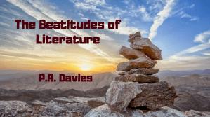 The Beatitudes of LIterature - Poem Image