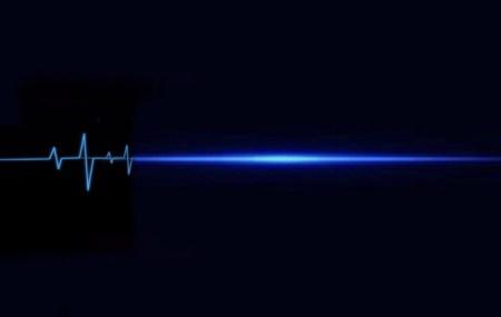 Diminishing Blue Line Poem