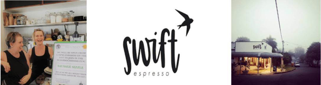Swift Espresso banner pic