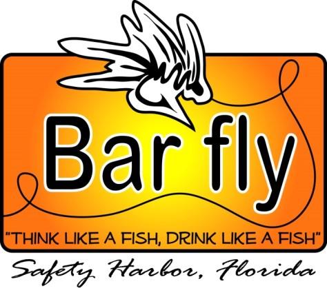 Bar fly logo sunburst2