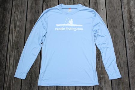 PADDLE-FISHING.COM PERFORMANCE FISHING SHIRTS