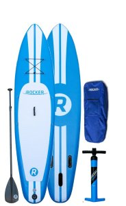 iRocker Inflatable Stand Up Paddle Board 10-6