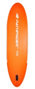 pathfinder inflatable sup review