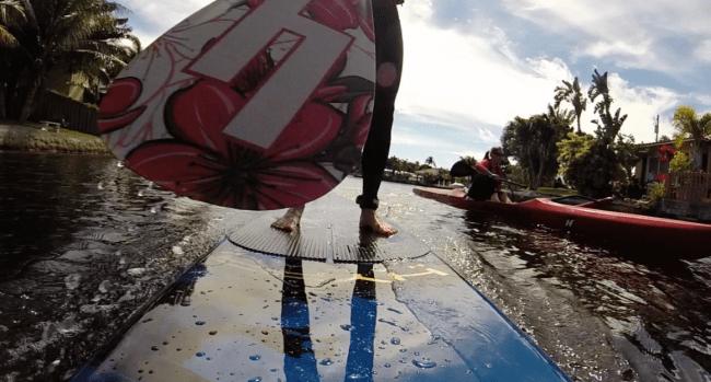 Paddlechica Paddling SUP