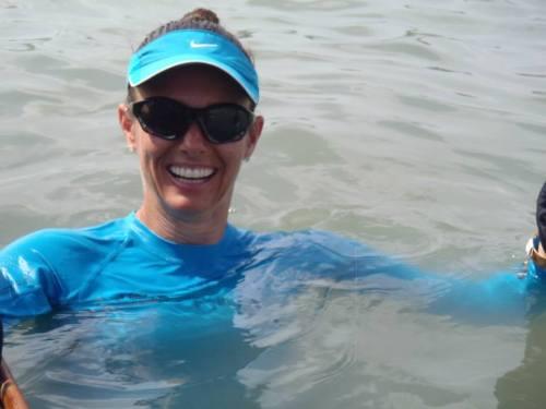 Paddlechica Sea Specs Nike Visor