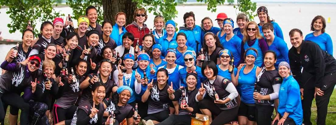 Outer Harbour Women's teams in Lachine