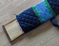 Paddle bag