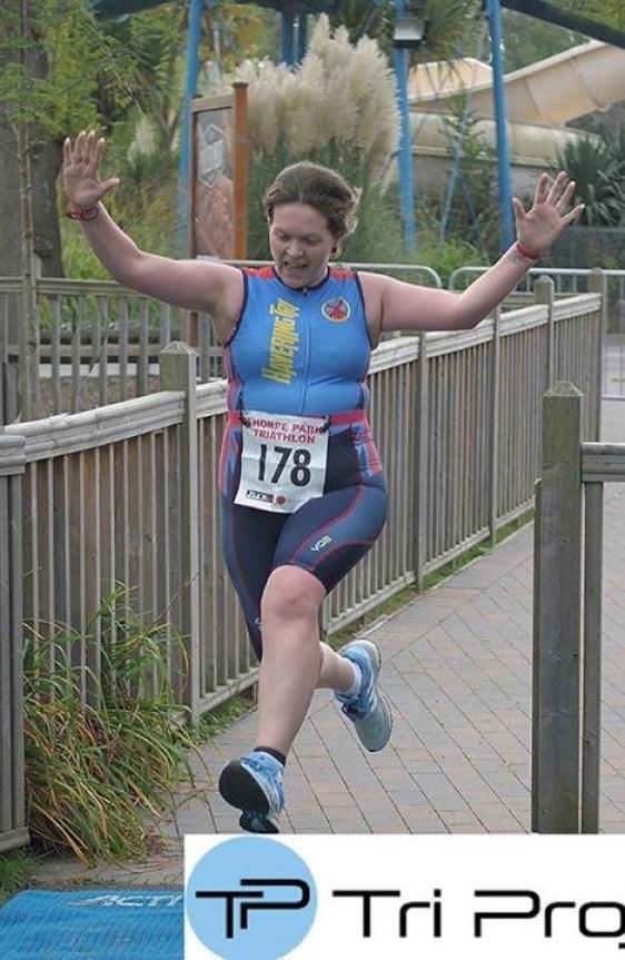 Thorpe Park Triathlon