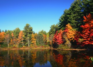 places to kayak in new england