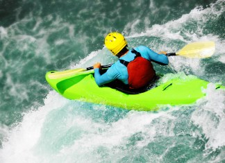 White Water Kayaking for Beginners