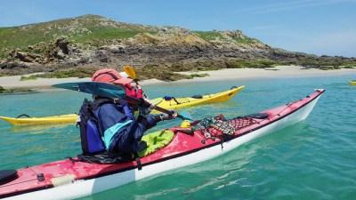 Modern Sea Kayak